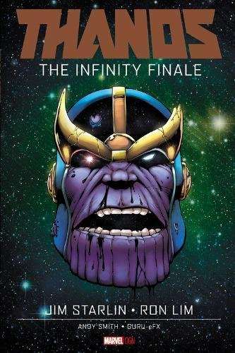 9780785193050: Thanos: The Infinity Finale