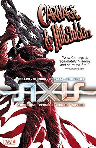 Axis: Carnage & Hobgoblin: Kevin Shinick; Rick
