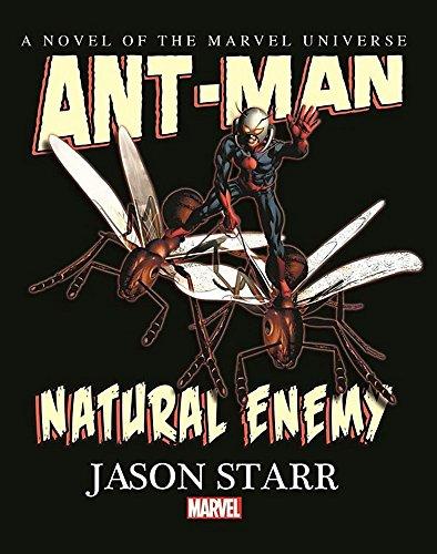 9780785193234: Ant-Man: Natural Enemy Prose Novel