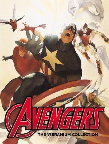 Avengers: The Vibranium Collection: Lee, Stan; Thomas, Roy; Shooter, Jim; Stern, Roger