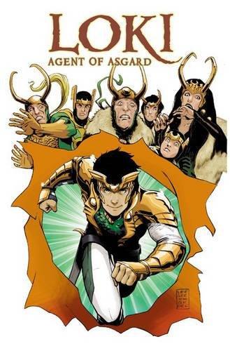 9780785193319: Loki Agent of Asgard 2: I Cannot Tell a Lie