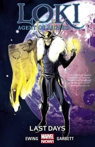 9780785193326: Loki: Agent of Asgard Vol. 3: Last Days