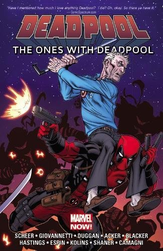 9780785193395: Deadpool: The Ones With Deadpool