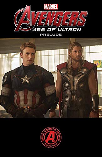 Marvel's The Avengers: Age of Ultron Prelude: Will Pilgrim