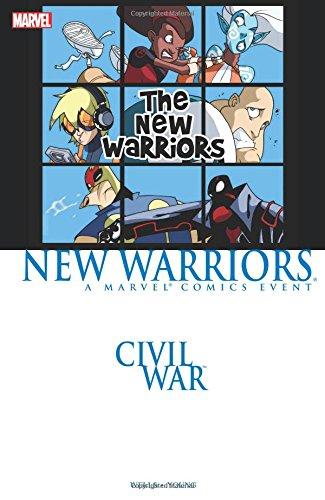 9780785193616: Civil War Prelude: New Warriors