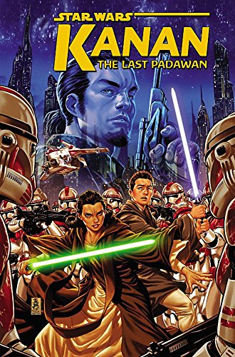 9780785193661: Star Wars: Kanan The Last Padawan (Star Wars (Marvel))