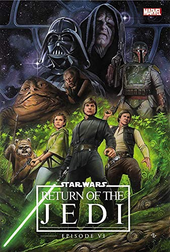 9780785193692: Star Wars - Episode VI: Return of the Jedi