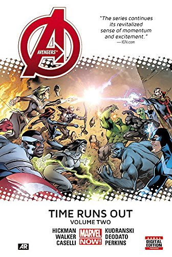 9780785193739: AVENGERS TIME RUNS OUT 02