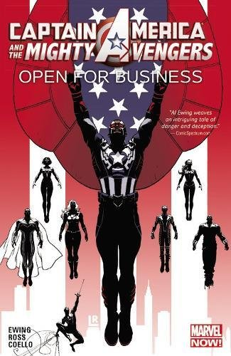 9780785193821: Captain America & the Mighty Avengers
