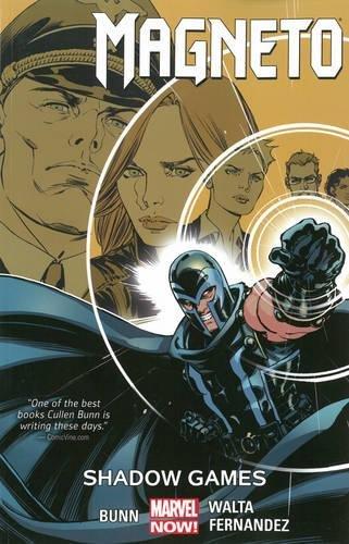 9780785193869: Magneto Vol. 3: Shadow Games
