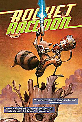 9780785193890: Rocket Raccoon, Volume 1: A Chasing Tale