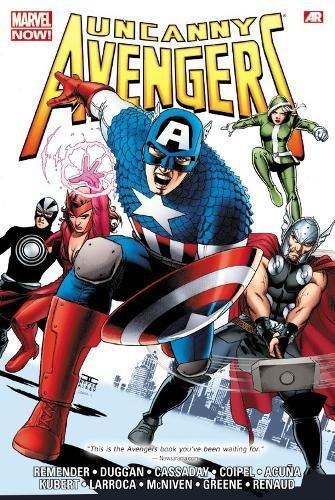 9780785193944: Uncanny Avengers Omnibus