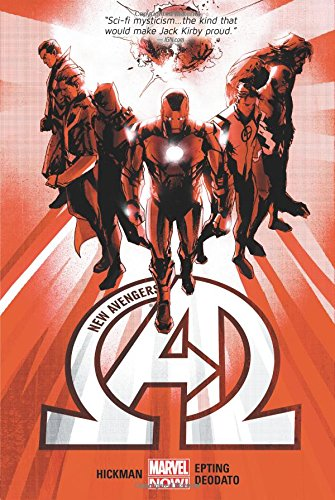 9780785193968: New Avengers by Jonathan Hickman Volume 1