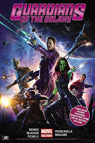 Guardians of the Galaxy Volume 1: Marvel Comics