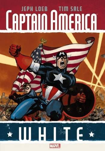 9780785194194: Captain America: White