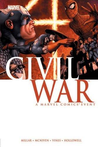 Civil War (Hardcover): Mark Millar