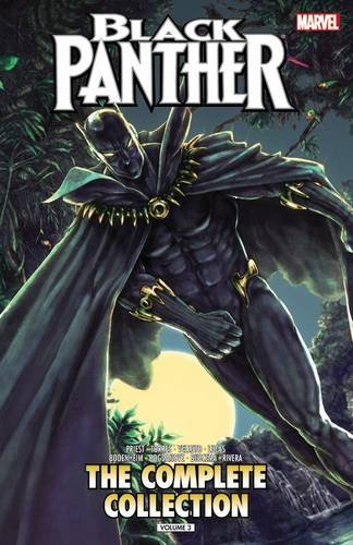 9780785195085: Black Panther by Christopher Priest: The Complete Collection Vol. 3