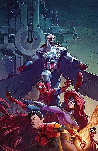 9780785195153: Amazing Spider-Man/Inhuman/All-New Captain America: Inhuman Error