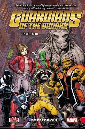 9780785195184: Guardians of the Galaxy: New Guard Vol. 1: Emporer Quill