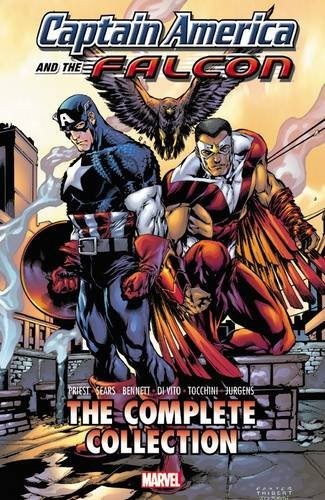 9780785195269: Captain America & The Falcon by Christopher Priest: The Complete Collection
