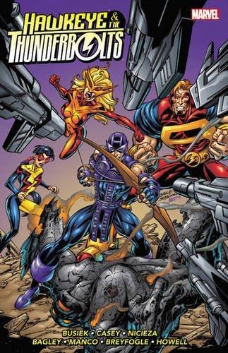 9780785195283: Hawkeye & Thunderbolts Vol. 1