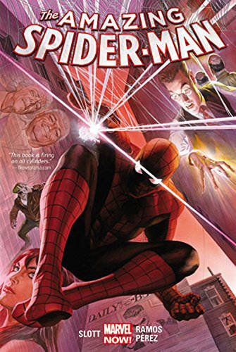 9780785195351: Amazing Spider-Man Vol. 01