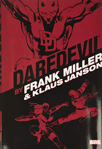 9780785195368: DAREDEVIL BY MILLER AND JANSON OMNIBUS HC