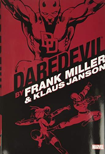 9780785195368: Daredevil by Frank Miller & Klaus Jason Omnibus (New Printing)