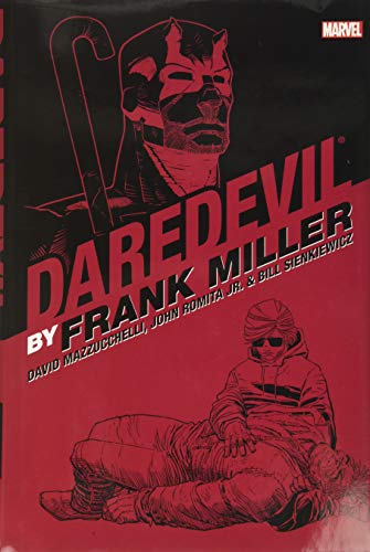 9780785195382: Daredevil by Frank Miller Omnibus Companion (New Printing)