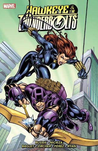 9780785195474: HAWKEYE AND THUNDERBOLTS 02 (Hawkeye & the Thunderbolts)