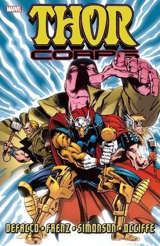 9780785195580: Thor Corps