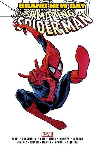 Spider-Man: Brand New Day: The Complete Collection, Volume 1 (Paperback): Dan Slott