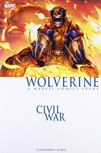 9780785195702: Civil War. Wolverine