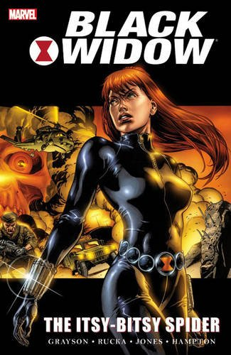 9780785196020: Black Widow: The Itsy-Bitsy Spider