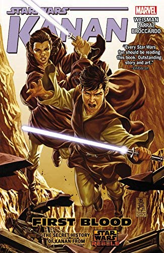 Star Wars: Kanan Vol. 2: First Blood (Star Wars (Marvel))