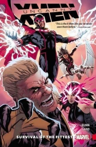 9780785196075: Uncanny X-Men: Superior Vol. 1: Survival of the Fittest (X-Men - Uncanny X-Men)