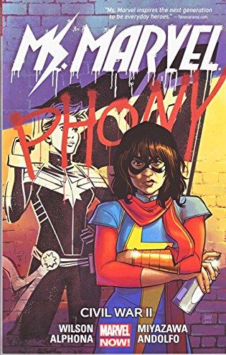 9780785196129: Ms. Marvel Vol. 6: Civil War II