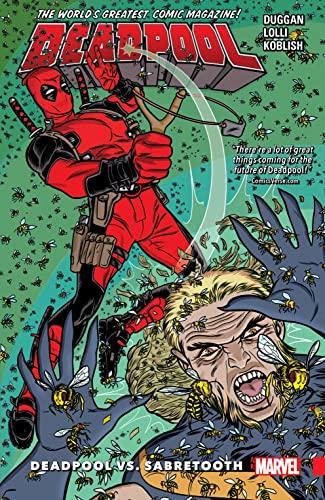 9780785196198: Deadpool: World's Greatest Vol. 3: Deadpool Vs. Sabretooth