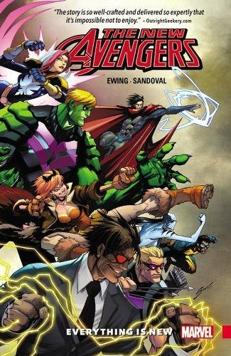 9780785196488: New Avengers: A.I.M. Vol. 1: Everything is New (The New Avengers: A.i.m.)