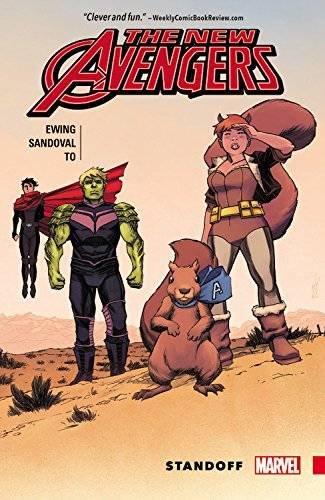 9780785196495: New Avengers: A.I.M. Vol. 2: Standoff (Avengers - New Avengers)