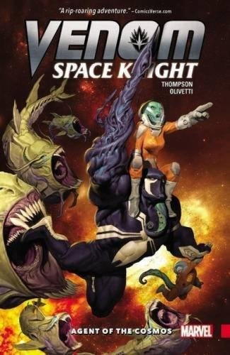 9780785196549: Venom: Space Knight Vol. 1: Agent Of The Cosmos