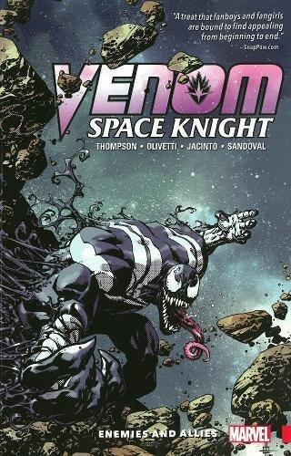 9780785196556: Venom: Space Knight Vol. 2: Enemies And Allies