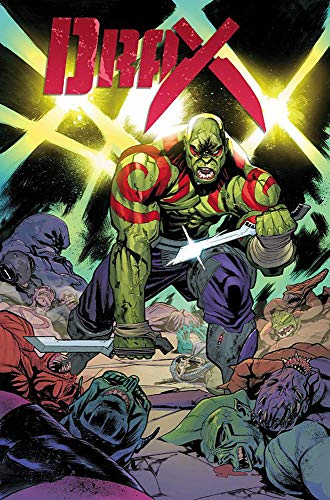 9780785196624: Drax 01 Galaxys Best Detective