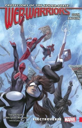9780785196723: Web Warriors Of The Spider-verse Vol. 1 - Electroverse