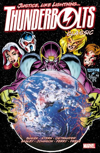 9780785196846: THUNDERBOLTS CLASSIC 02