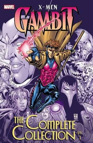 9780785196853: X-men: Gambit: The Complete Collection Vol. 1