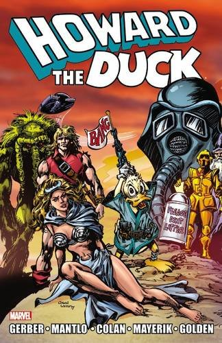 Howard the Duck Format: Paperback