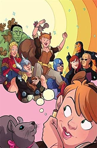 The Unbeatable Squirrel Girl Vol. 1 : Squirrel Power