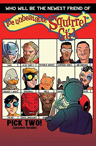 9780785197034: The Unbeatable Squirrel Girl 2: Squirrel You Know It's True