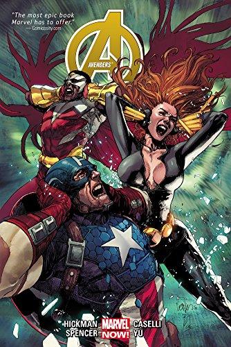 9780785197089: Avengers by Jonathan Hickman 2
